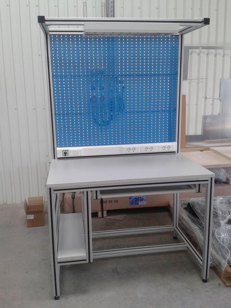 SPC-asztal
